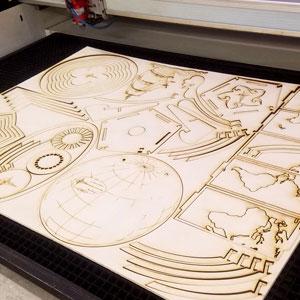 fabrication découpe laser
