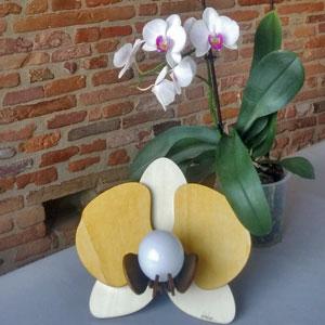 Lampe-orchidée phalaenopsis