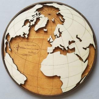 cartographie ocean atlantique
