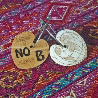 porte-clé there is no planet B