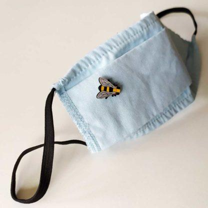 bijou de masque abeille