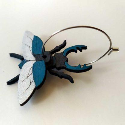 boules oreilles scarabée