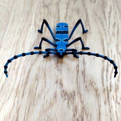 maquette insecte longicorne